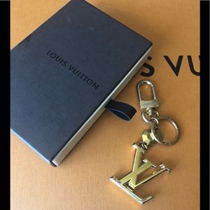 Authentic LV purse charm/ key ring